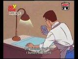 Человек паук 1967 - Электро, человек с какой то жёлтой хуёвеной на голове ))